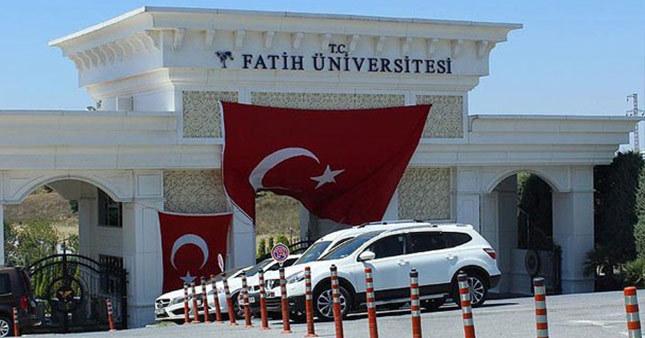 Kapatılan Fatih Üniversitesi öğrencilerine ilişkin karar