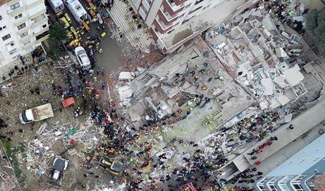Kartal'da çöken binadaki ihmaller bilirkişi raporunda yer aldı