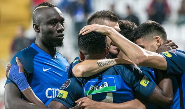 Kasımpaşa 5 - 0 Akhisarspor maç sonucu özet atılan goller