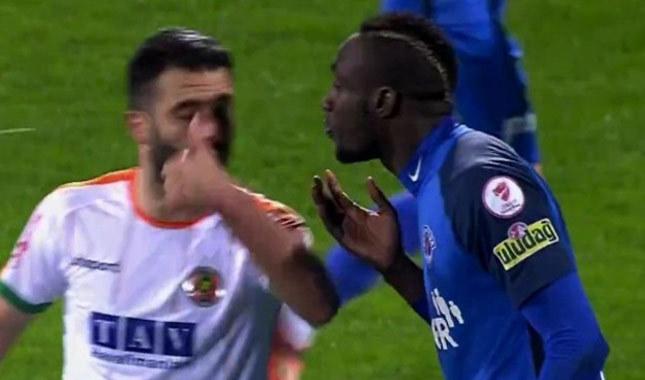 Kasımpaşalı Diagne'ye ağır ceza yolda