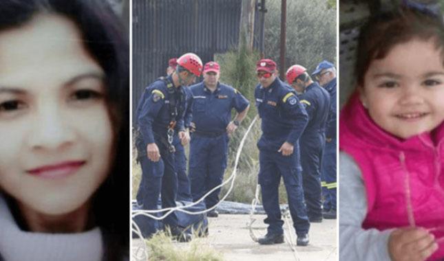 Kayıp anne kızın katili Rum subay çıktı!