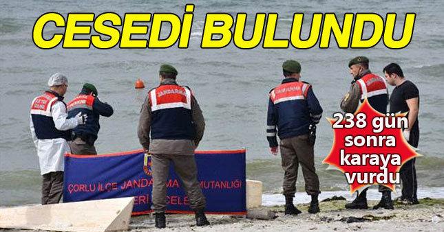 Kayıp balıkçının cesedi bulundu - Tekirdağ son dakika haberleri