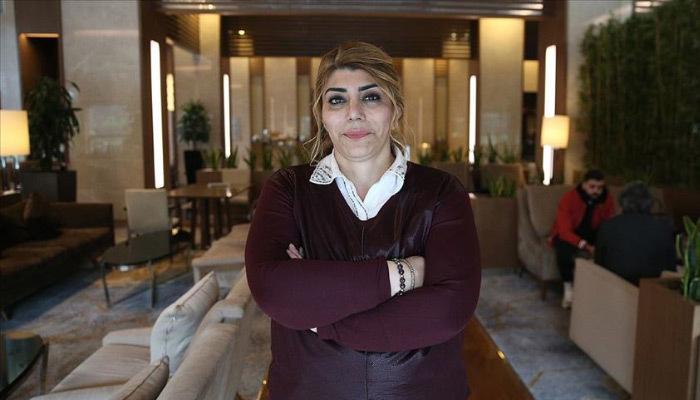Kayserispor'a 'kadın eli' değince işler değişti