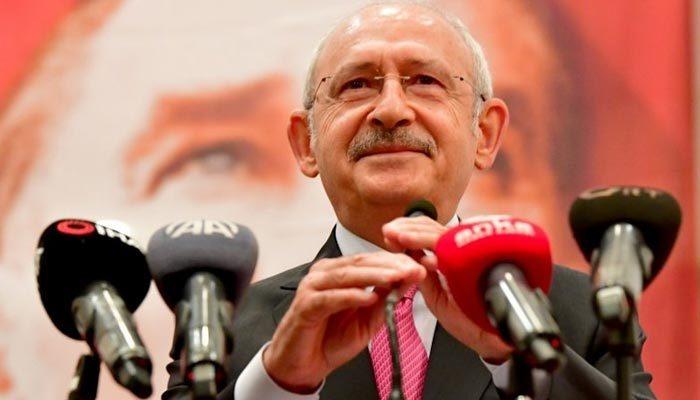 Kemal Kılıçdaroğlu Milli Takımı kutladı