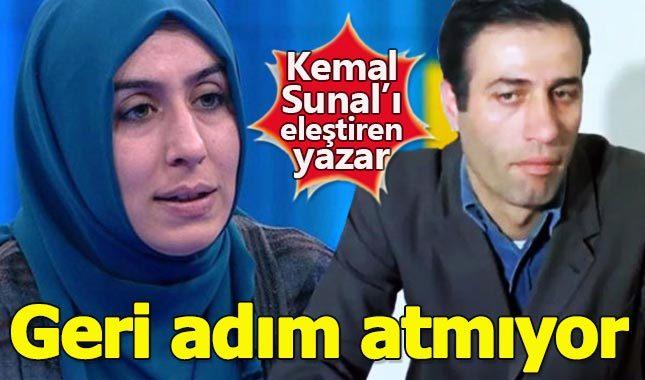 Kemal Sunal'ı kötüleyen Cemile Bayraktar geri adım atmıyor