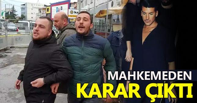 Kerimcan Durmaz'a saldıranlar hakkında karar verildi