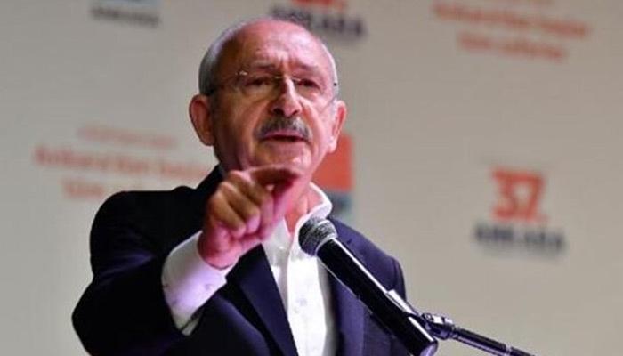 Kılıçdaroğlu: Orta Doğu'da barışı inşa edeceğiz