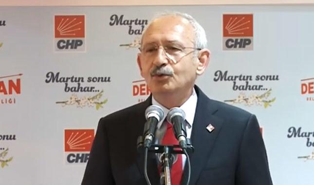 Kılıçdaroğlu: Türkiye'nin kalkınma planı yok