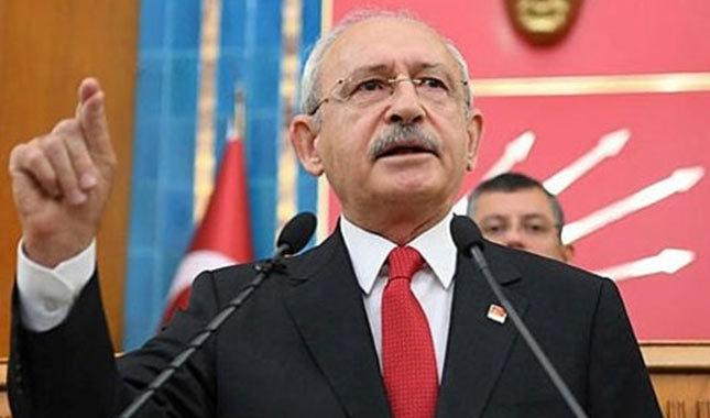 Kılıçdaroğlu'na Cumhurbaşkanı'na hakaretten soruşturma