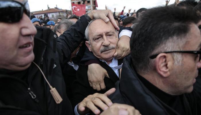 Kılıçdaroğlu'na saldıranlar bakın hangi örgüt üyesi çıktı!