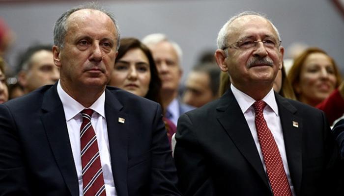 Kılıçdaroğlu'ndan İnce'ye cumhurbaşkanlığı yanıtı