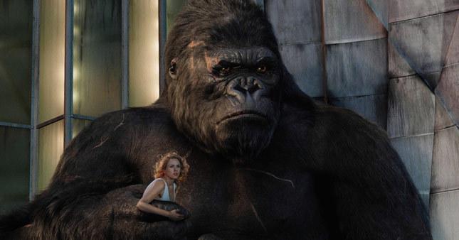 King Kong çok farklı bir hikayeyle dönüyor