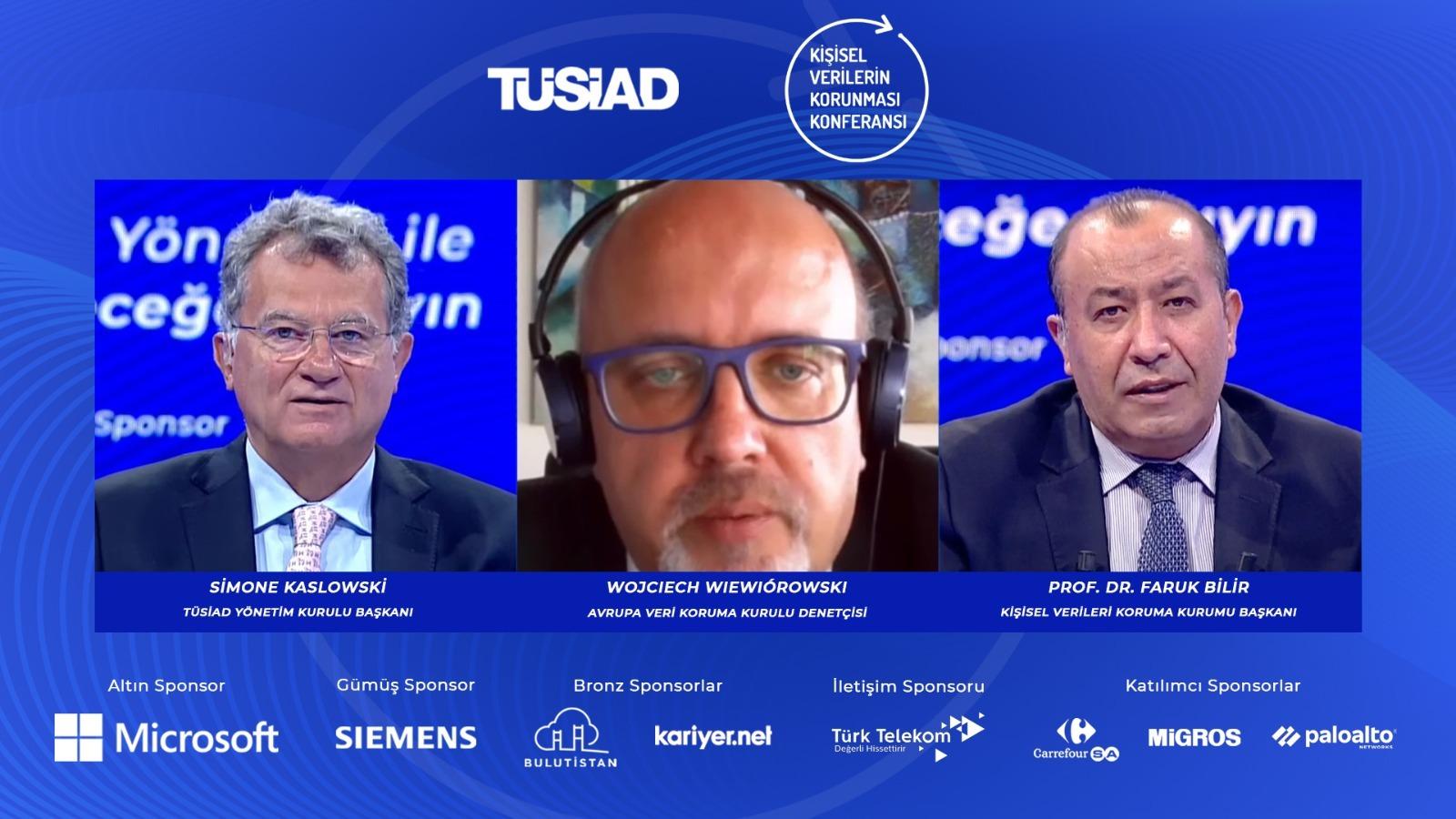 """""""Kişisel Verilerin Korunması Konferansı"""" yapıldı"""