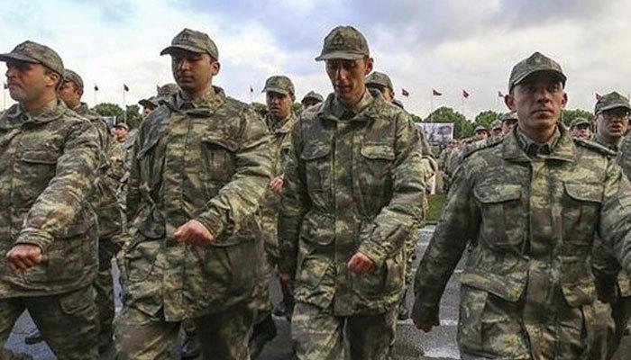 Kışlalarda ertelenen asker terhisleri başlıyor