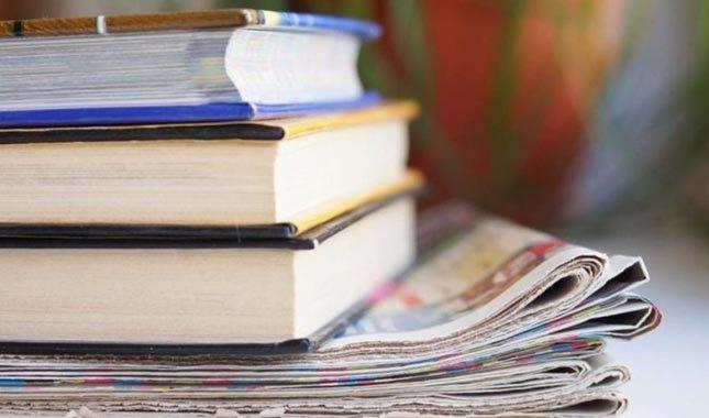 Kitap ve süreli yayınlarda KDV sıfırlanacak