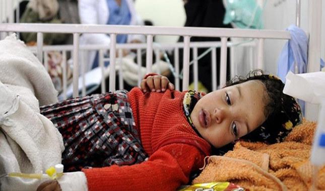 Kolera salgını Yemen'de yüzlerce can aldı
