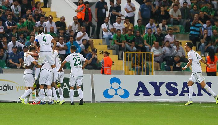 Konyaspor tek golle 3 paunı aldı