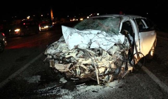 Korkunç kaza: 6 ölü, 5 yaralı