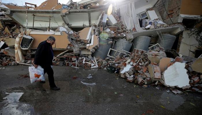 Kosova'dan Arnavutluk'a yardım eli