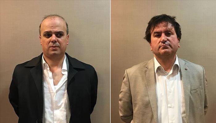 Kosova'dan getirilen FETÖ'cüler yargılanıyor