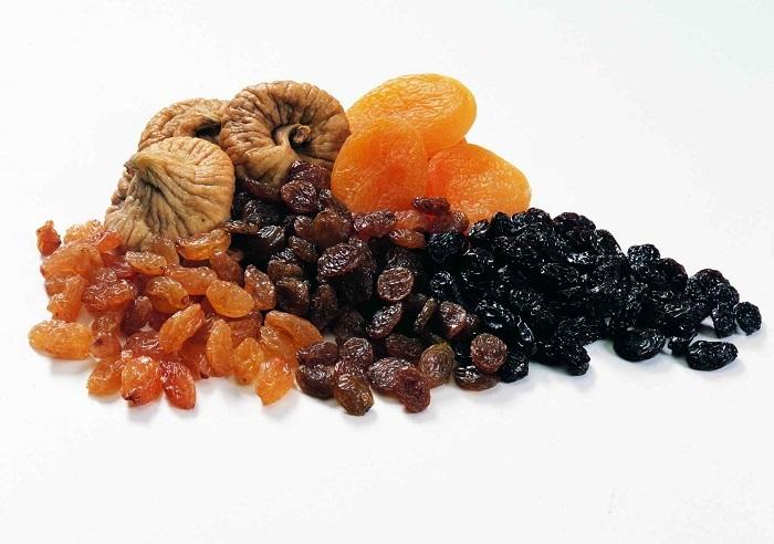 Kuru meyve ihracatında Asya'nın ağırlığı artıyor