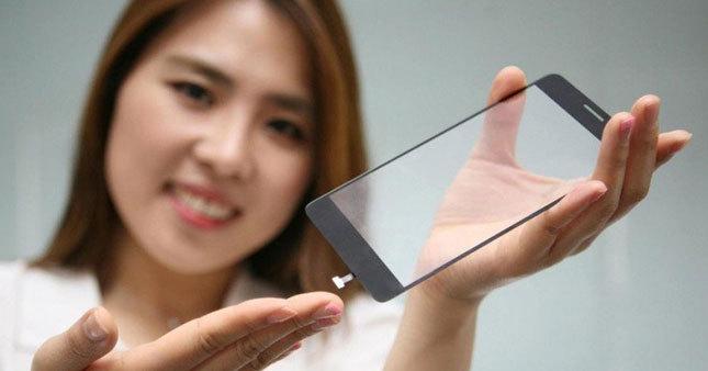 LG'den parmak izi okuyucuda büyük yenilik