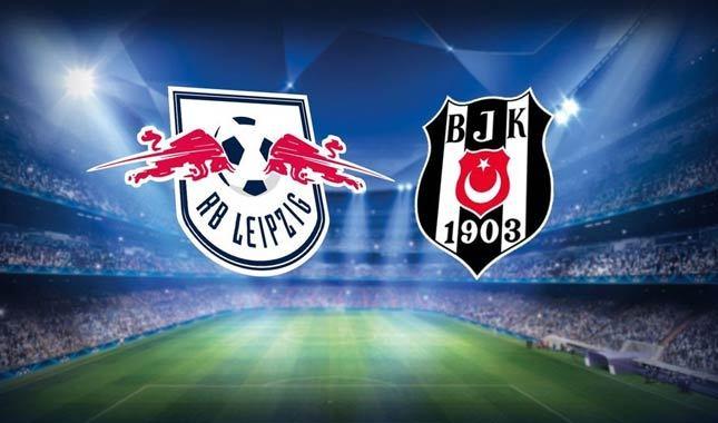 Leipzig 1-2 Beşiktaş Şampiyonlar Ligi Maç Özeti