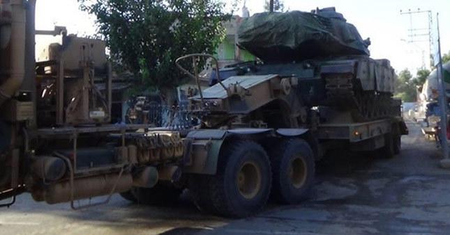 Leopardlar Suriye sınırında
