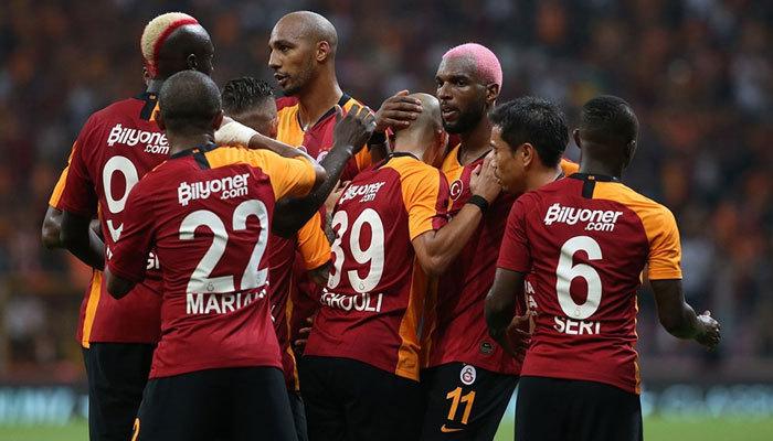 Ligin en değerli kadrosu Galatasaray'da