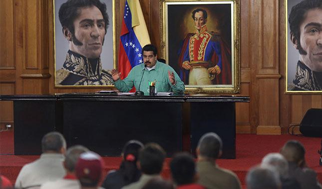 Lima Grubu'ndan Maduro'yu tanımama kararı