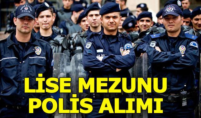 Lise Mezunu Polis Alimi Basvurusu Nereden Nasil Yapilir