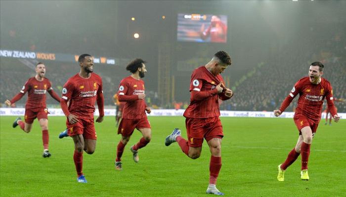 Liverpool'a yan bakılmıyor! 40 maç, yenilgi yok!