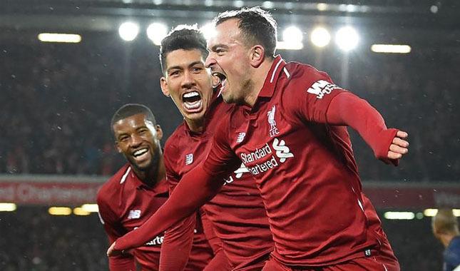 Liverpool'u kimse durduramıyor
