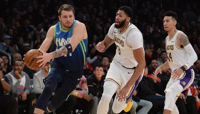 Los Angeles Lakers'ın serisine Dallas Mavericks engeli!