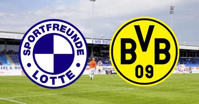 Lotte-Dortmund maçı hangi kanalda, ne zaman, saat kaçta?