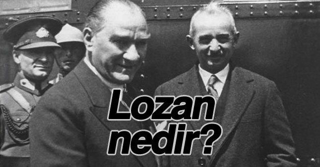 Lozan Antlaşması nedir maddeleri neler ne zaman bitiyor ?
