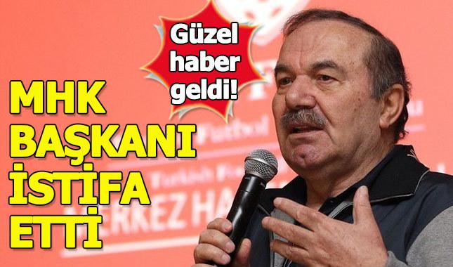 MHK Başkanı Yusuf Namoğlu istifa etti (Yusuf Namoğlu kimdir)