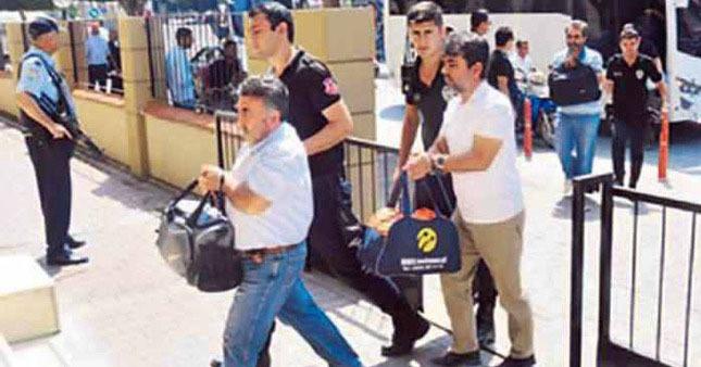 MİT'i tırlarını durduran müdür tutuklandı