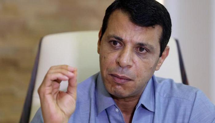 Mahammed Dahlan terörden kırmızı listeye alındı