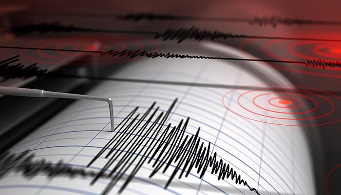 Malatya'da 5 büyüklüğünde deprem oldu