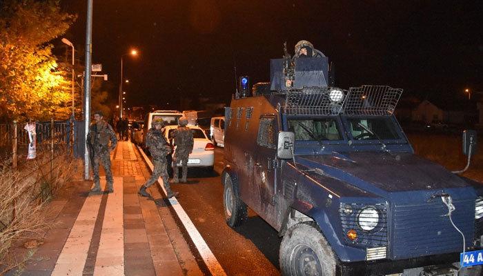 Malatya'da saldırı iddiası! Emniyet alarma geçti