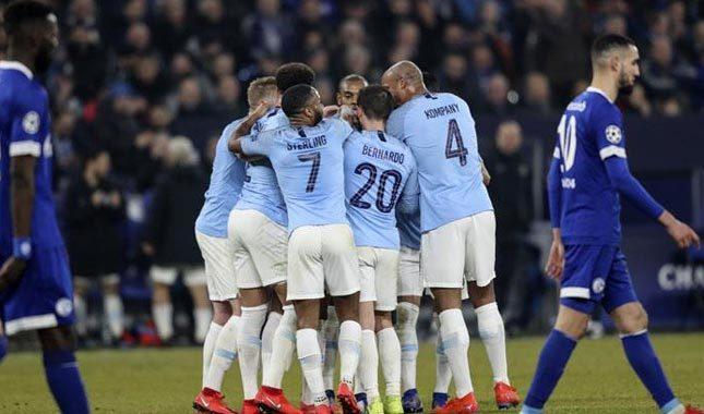 Manchester City engel tanımıyor