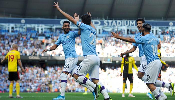 Manchester City hız rekorunu kırdı!
