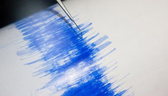 Manisa Akhisar'da 4,8 şiddetinde deprem