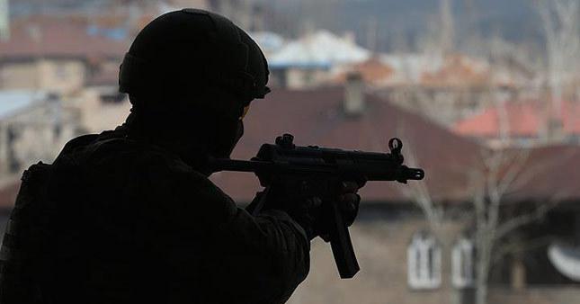 Mardin'de 25 terörist teslim oldu