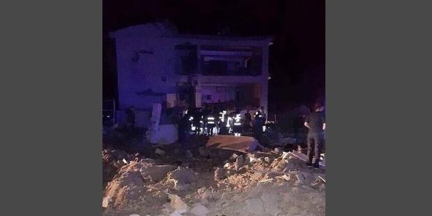 Mardin'de karakola bombalı saldırı: 1 şehit