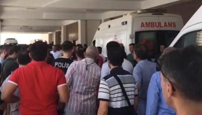 Mardin'de terör saldırısı: 1 polis şehit, 1 korucu yaralı