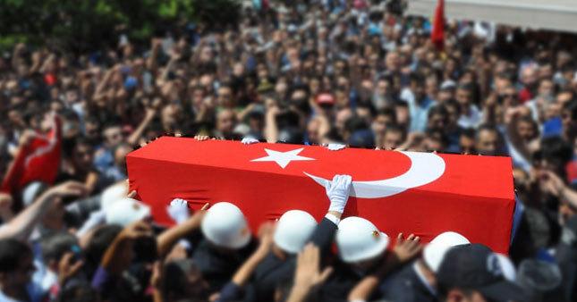 Mardin'den acı haber: 1 şehit 1 yaralı
