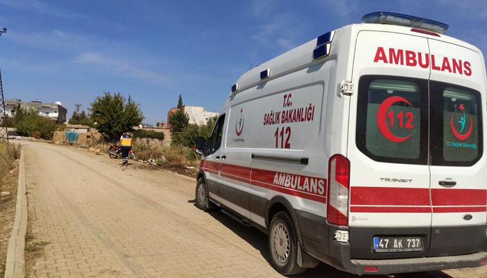Mardin'e havanlı saldırı: Ölü ve yaralılar var