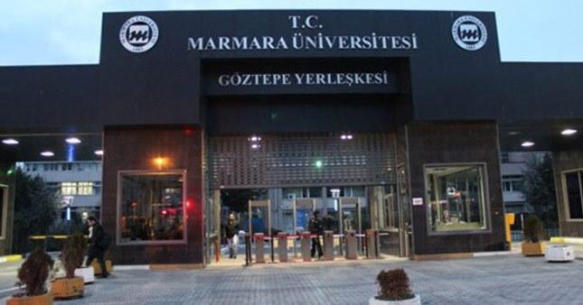 Marmara Üniversite'sinde çok sayıda tasfiye